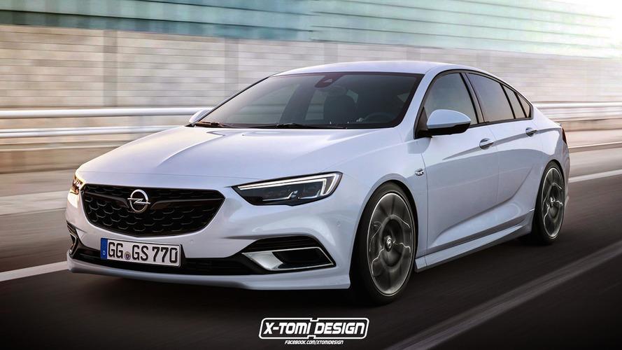 Opel Insignia Grand Sport'a OPC yorumu