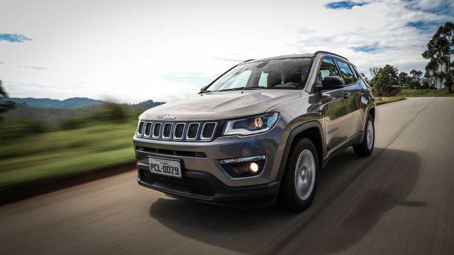 Jeep foi a marca que mais vendeu SUVs no Brasil em 2016