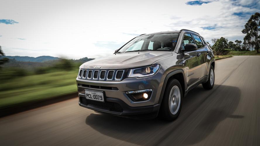 "Jeep Compass terá motor 2.4 e ""preço chinês"" na Argentina"