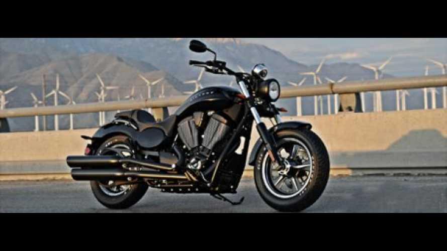 Victory Motorcycles Judge 2012