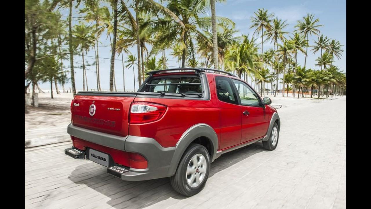 Picapes mais vendidas: Hilux e S10 encostam na Toro em setembro