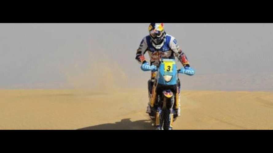 Pharaons Rally 2011: Stage4, seconda vittoria di Rodrigues