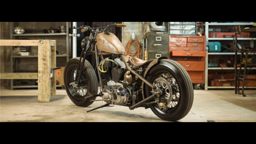 """Special: Sportster XLH """"1944"""""""