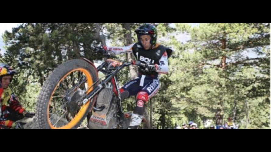 Outdoor Trial World Championship 2012, Andorra: è ancora Bou!