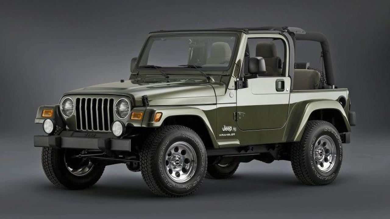 2006 Jeep Wrangler 65 Anniversary Special Edition