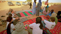 Volkswagen Helps the Tuaregs