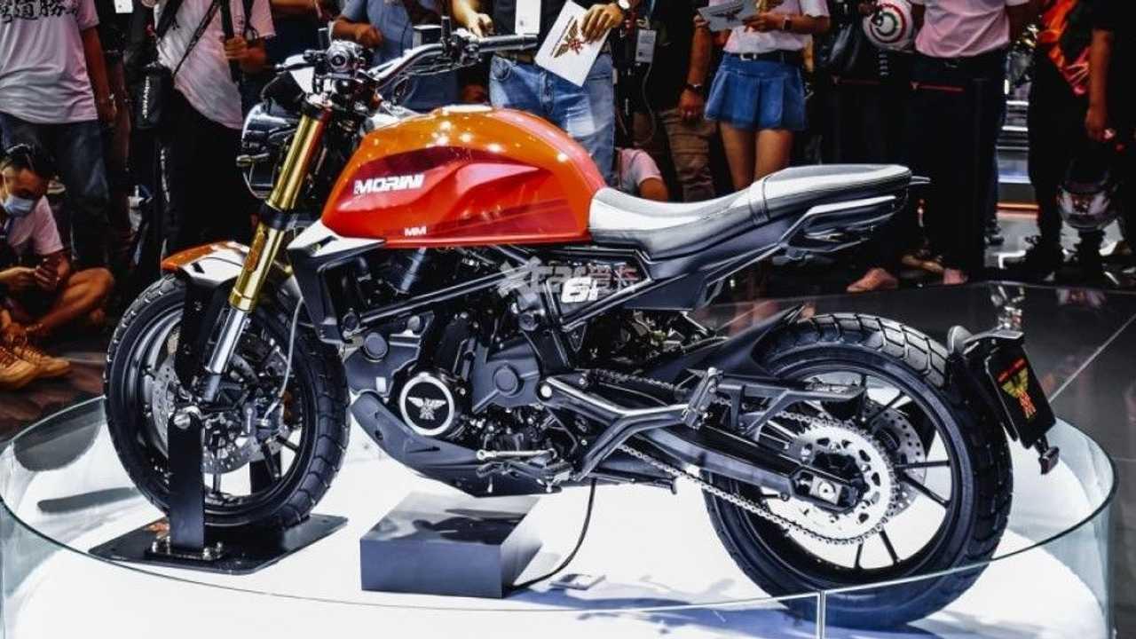 Moto Morini Seiemmezzo STR