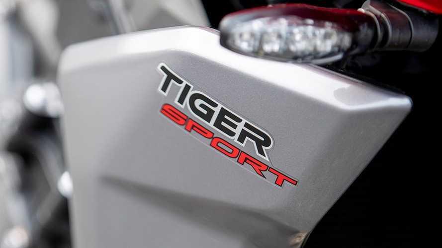 Triumph Tiger Sport 660 - Teaser