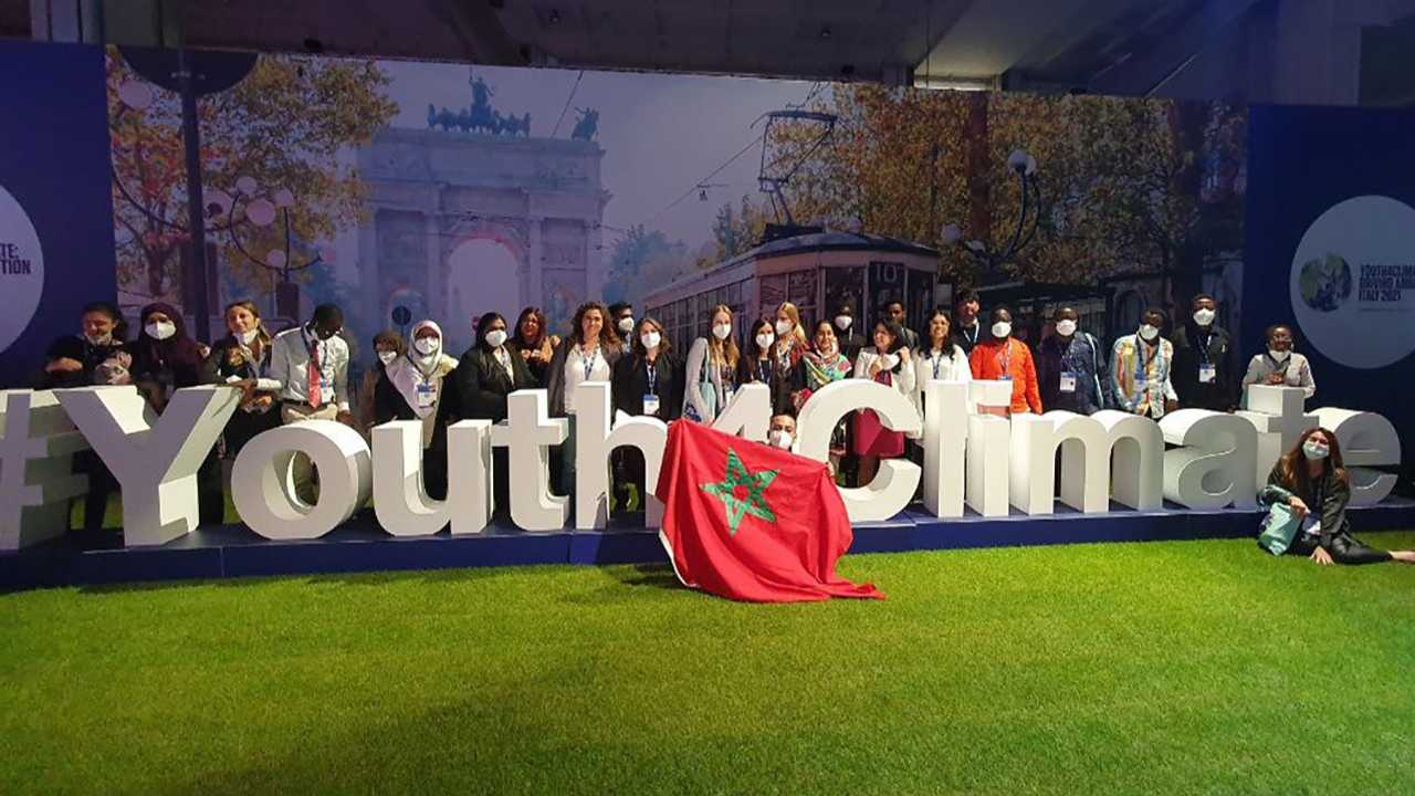 I giovani di Youth4Climate