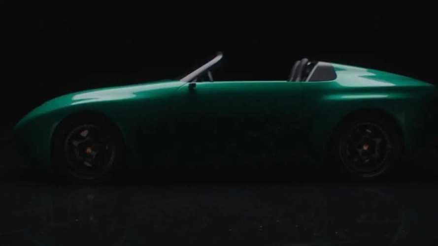 Porsche 968 Custom Dapat Makeover dari Label Fashion, Kian Cantik
