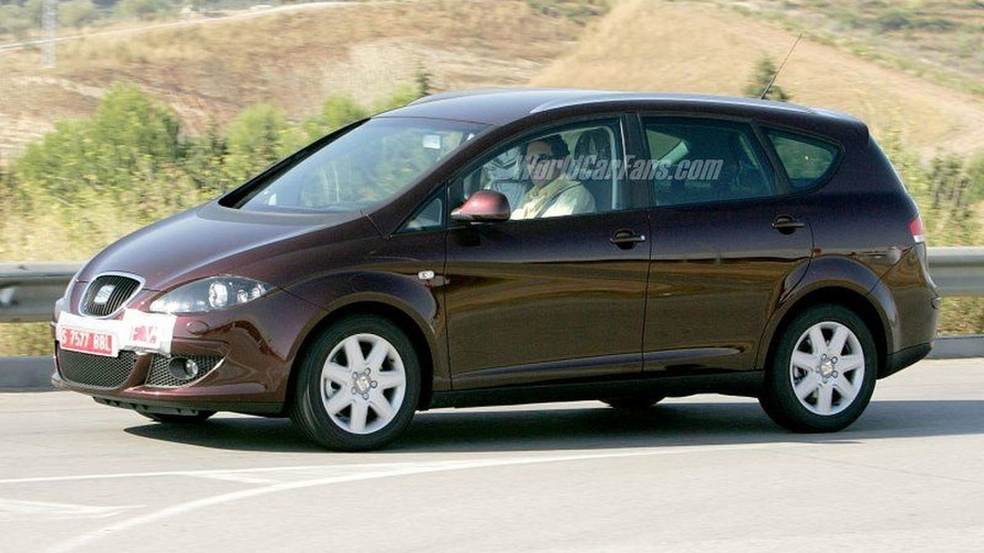 SPY PHOTOS: Seat Altea XL