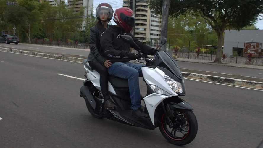 Dafra lança novo scooter para brigar com PCX e NMax por R$ 14.490