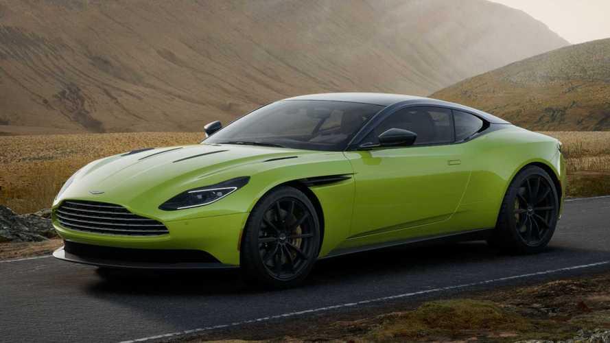 Aston Martin обновил сразу несколько моделей и конфигуратор