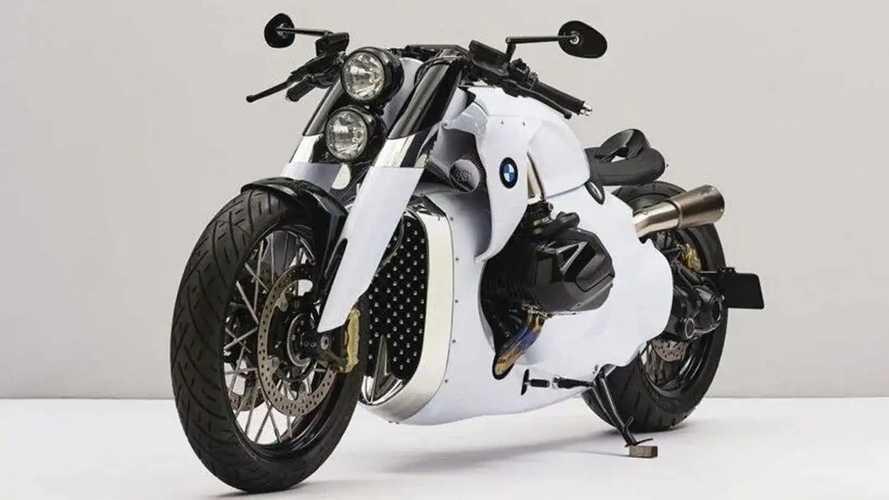 BMW R 1250 R 2021 Reimagined customizada