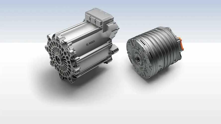 Este nuevo motor eléctrico de BOSCH promete un 97% de eficiencia