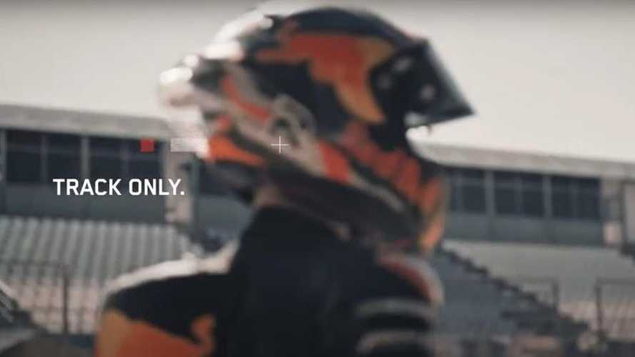 KTM Teases Limited-Edition, Track-Only RC890 R Sportbike