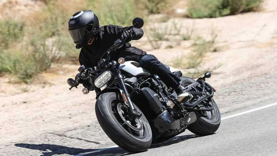 Harley-Davidson Sportster S (2021)