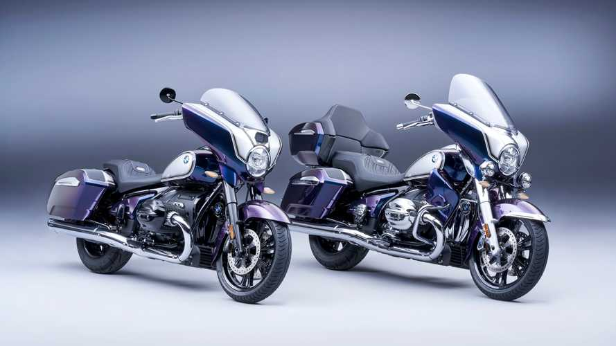 BMW Unveils R 18 Transcontinental And R 18 B Ahead Of Sturgis