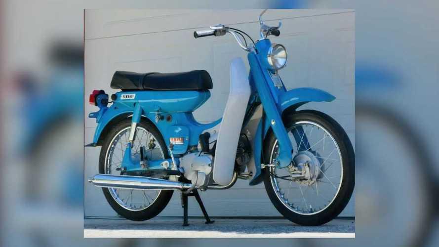1967 Yamaha U5