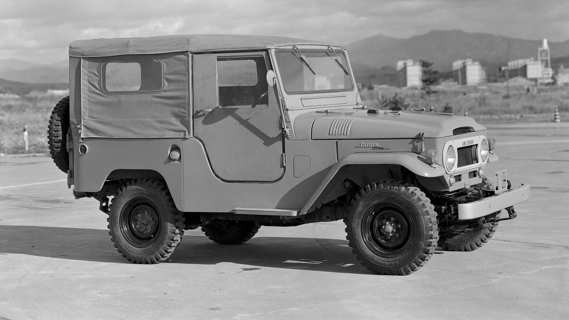 Toyota Land Cruiser 40 Parts To Re-Enter Production, Including Engines