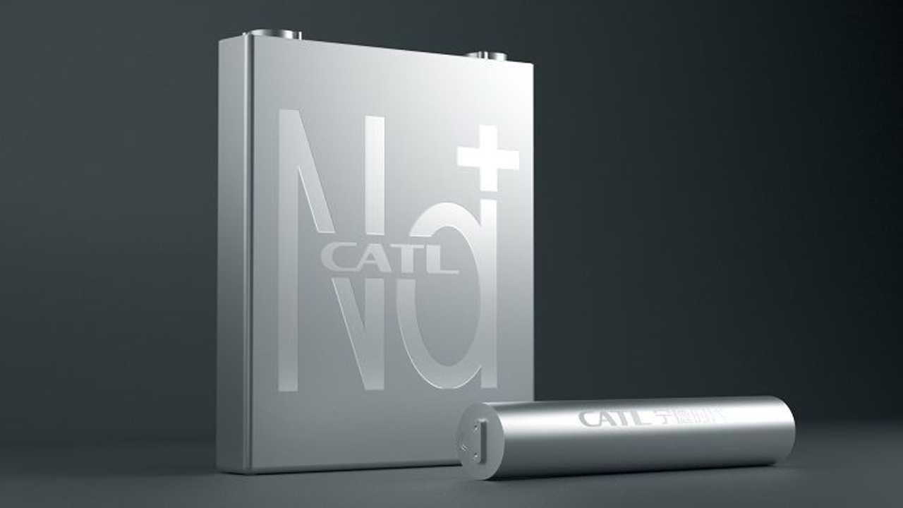 CATL stellt Natrium-Ionen-Akku vor