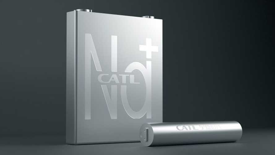 CATL Unveils First-Generation Sodium-Ion Battery