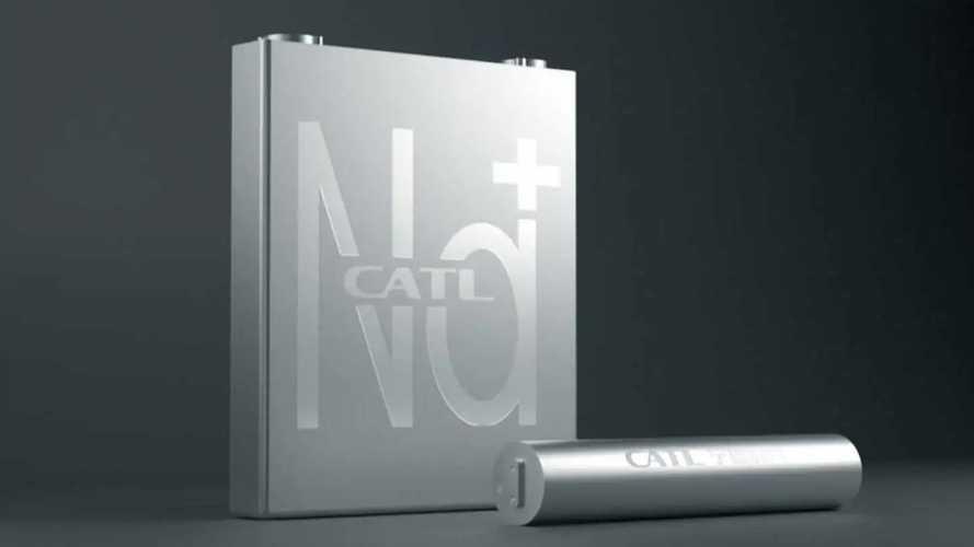CATL представил натриево–ионные батареи первого поколения