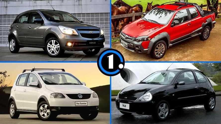 Lista: Os carros com séries especiais que ninguém lembra