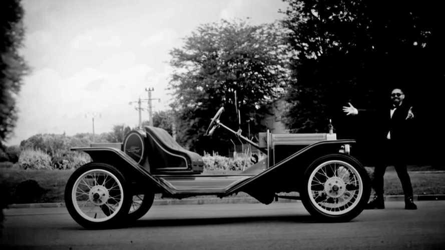 Kreatif, Review Ford Model T 1914 Dikemas dalam Film Bisu