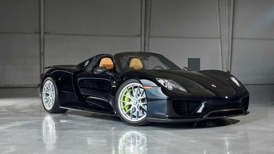 Belle (e costosissime) le eccezionali Porsche all'asta a Monterey