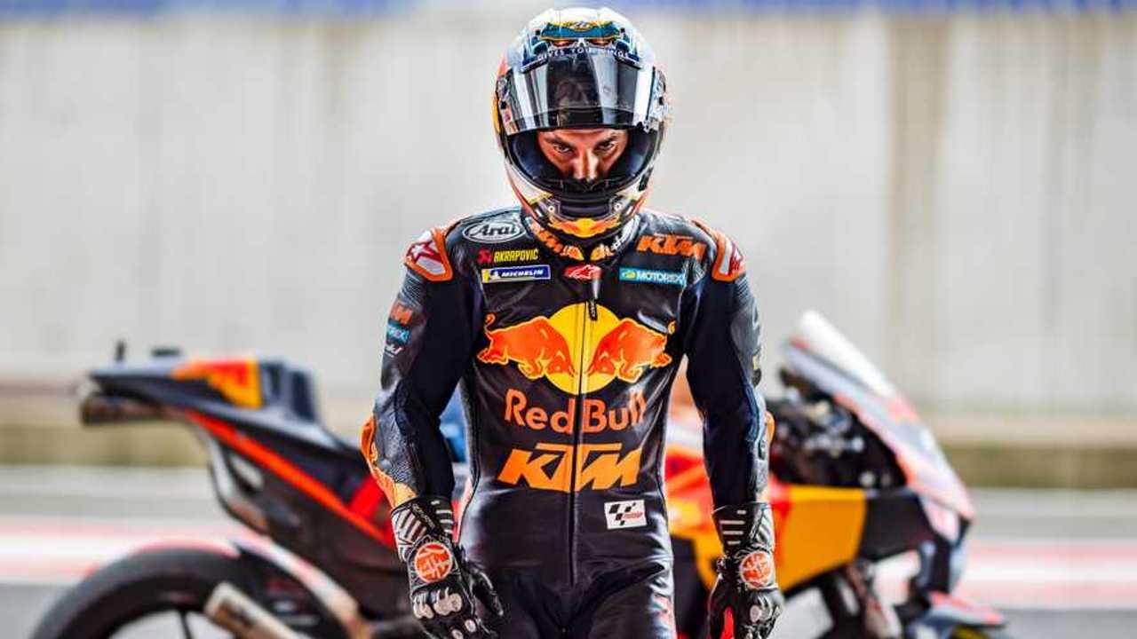 KTM Dani Pedrosa RC16 Press Photo