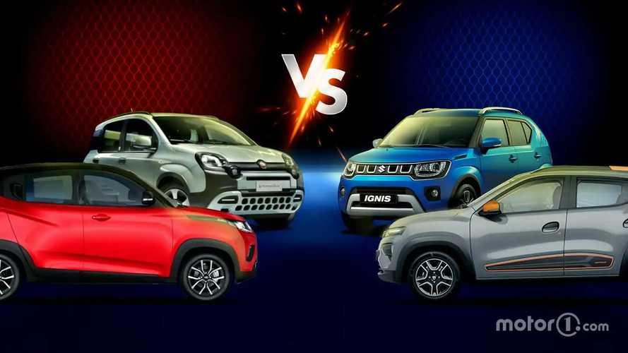 Quale scegliere tra i mini SUV da città: misure, motori, prezzi