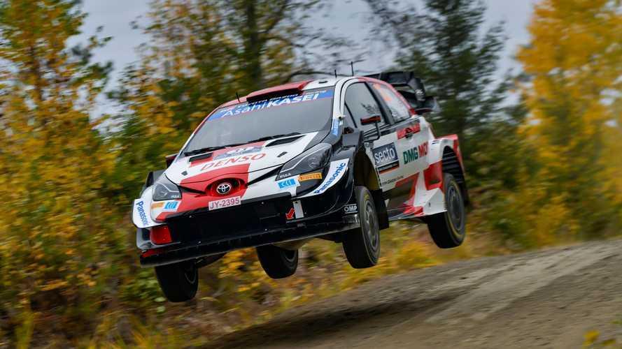 2021 Finlandiya Rallisi: Evans kazandı, Ogier ile farkı azalttı