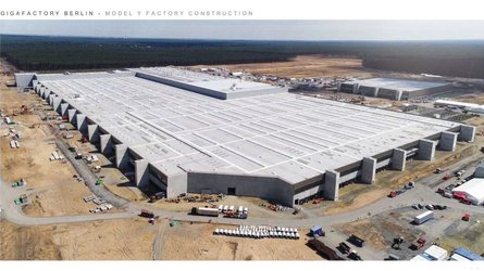 Tesla-Fabrik in Grünheide soll endgültige Genehmigung erhalten