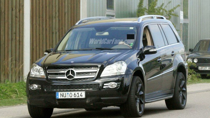 SPY PHOTOS: Latest Mercedes AMG Models