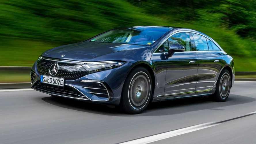Primeira impressão: Mercedes-Benz EQS é estiloso e preserva o DNA