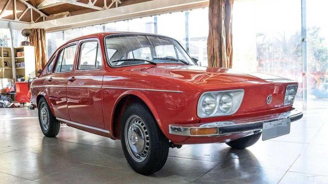 Vokswagen TL 4 portas 1974