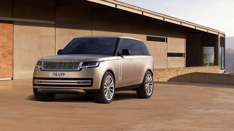 Range Rover пятого поколения