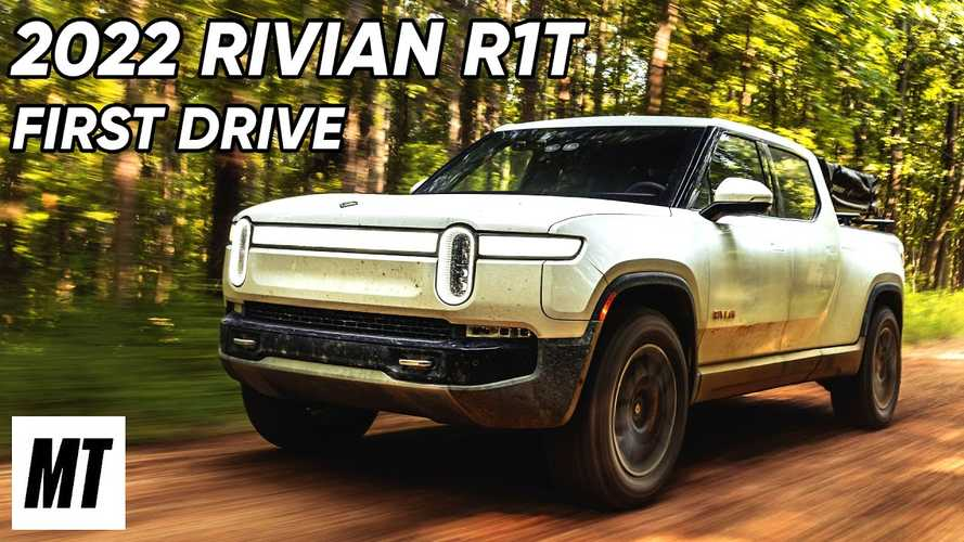 First Rivian R1T Review Calls It World's Most Remarkable Pickup Truck