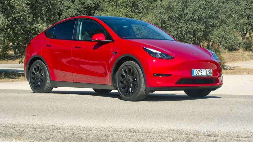 Prueba Tesla Model Y 2022