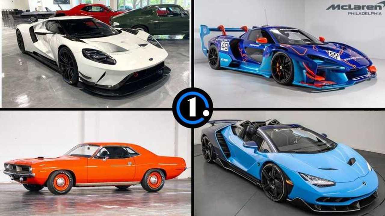 Galería con 10 coches excepcionales en venta