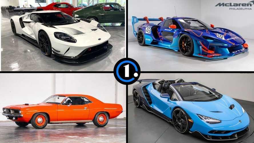 10 voitures d'exception à vendre à plus d'1 million d'euros