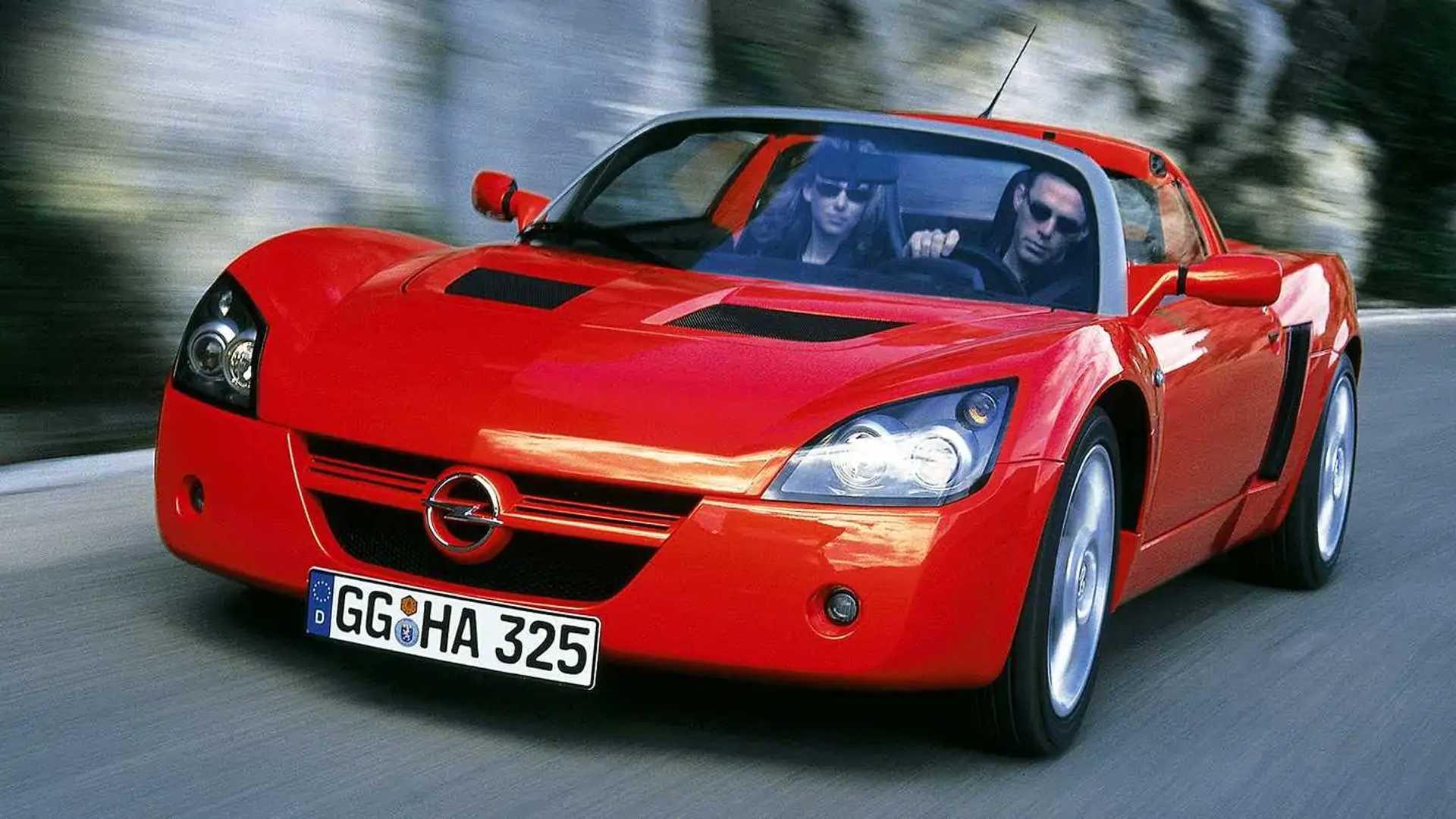 Opel Speedster, la Lotus Elise che parlava tedesco