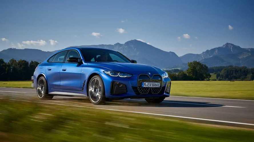 2022 BMW i4 M50: First Drive