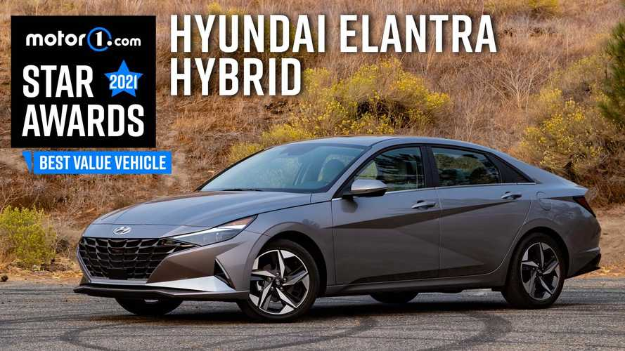 Hyundai Elantra Menangi Motor1 Star Award Kategori Best Value