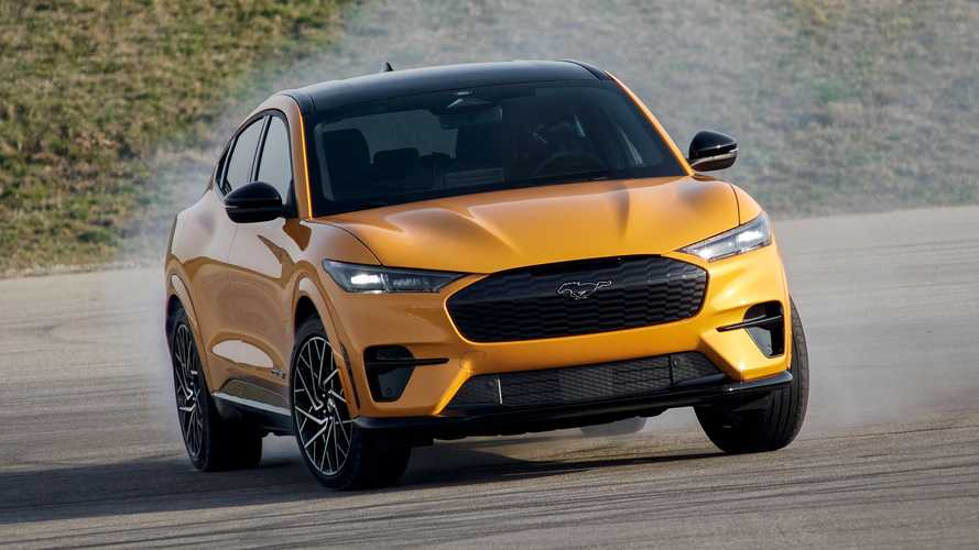 2022 Ford Mustang Mach-E Comes With $2,500 Discount In Select States