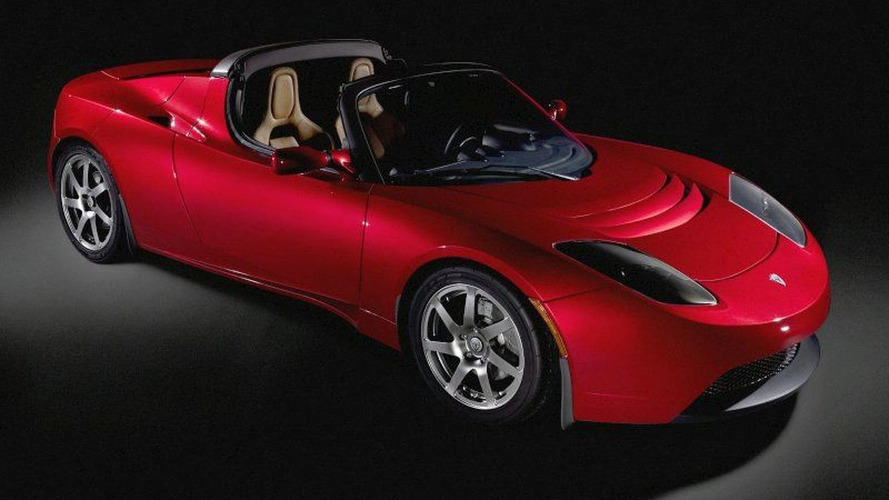 Tesla Roadster: In Detail