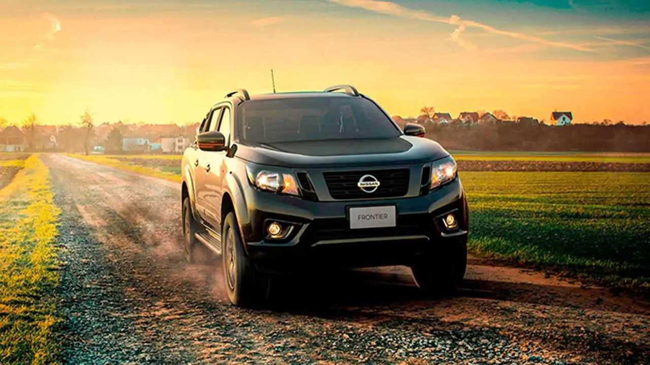 Nissan Frontier X-Gear 2022 (Brasil)