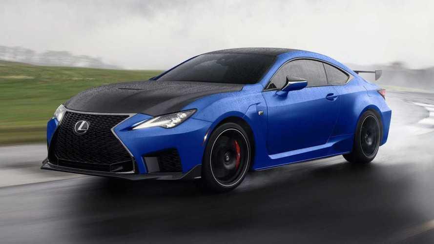 Lexus'un 2021 Fuji Speedway'i sınırlı sayıda üretilecek