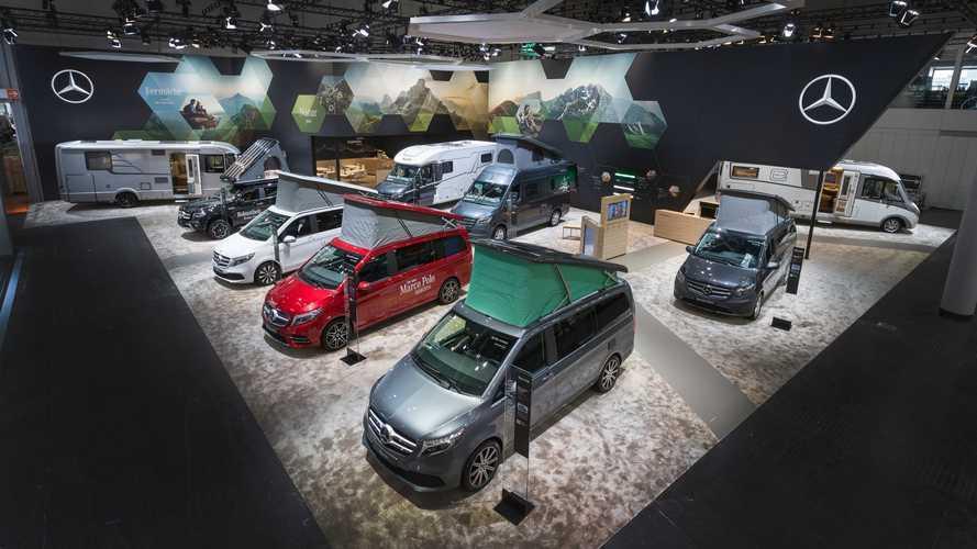 Mercedes-Benz, muchas novedades en el salón de Düsseldorf